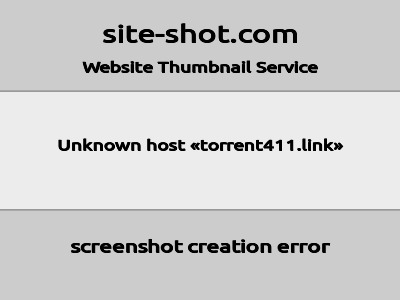 unblocked proxy torrent411.link