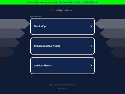 unblocked proxy torrentmovies.co