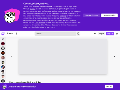 unblocked proxy twitch.tv
