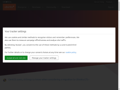 unblocked proxy ubuntu.com