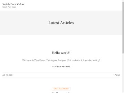 unblocked proxy watchpornvideo.net
