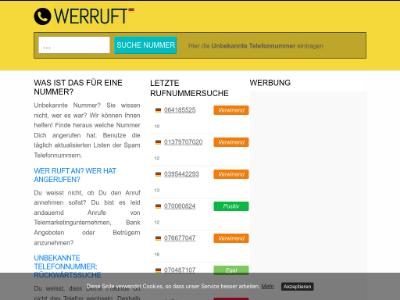 unblocked proxy werruft.info