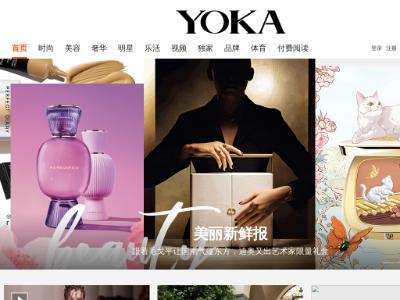 YOKA时尚网